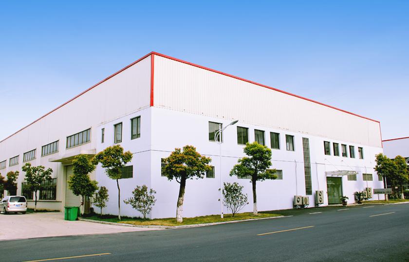 秋谷鉄工所中国工場